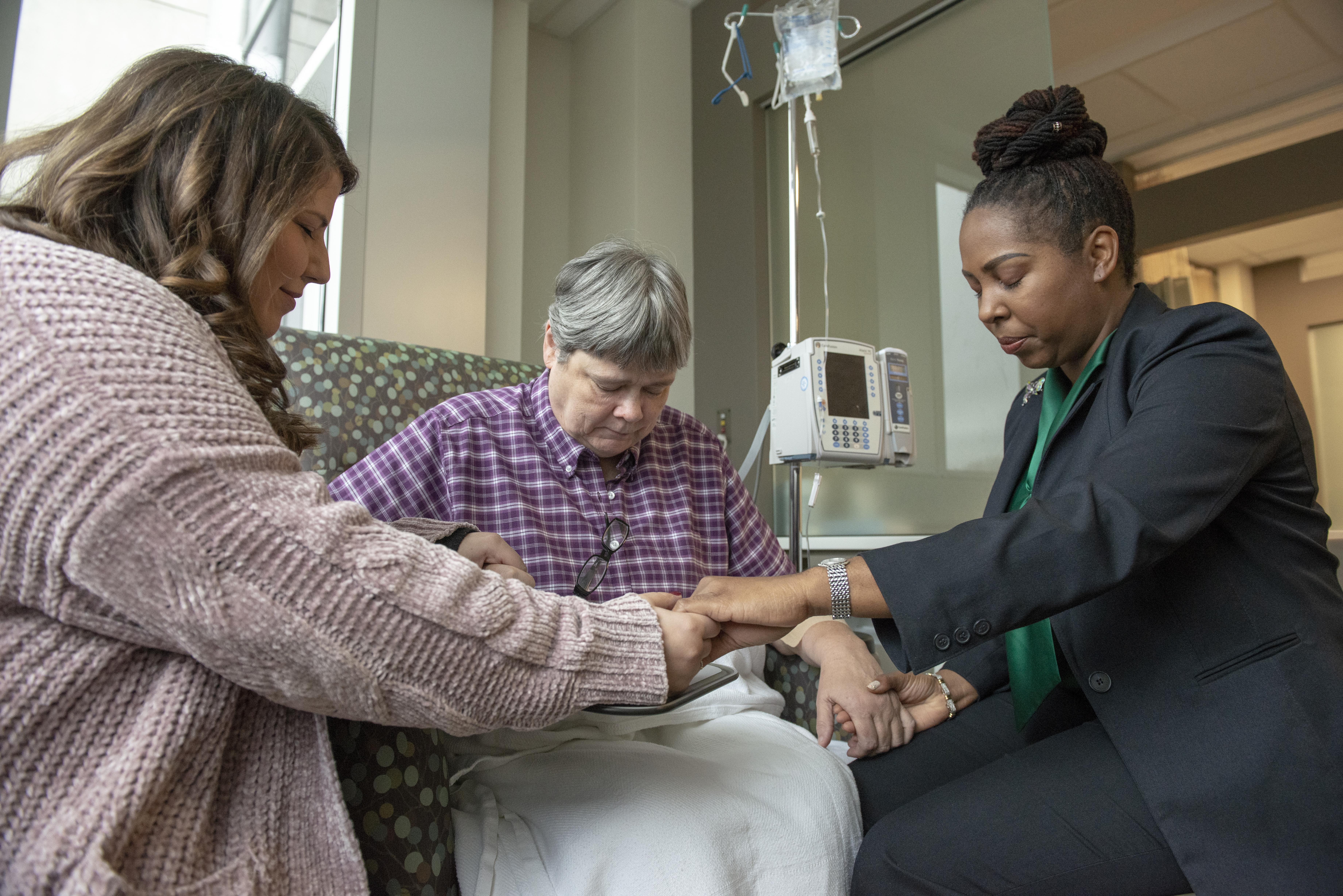 Spiritual Services - West Cancer Center